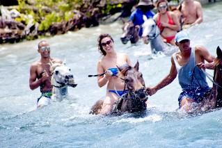Horseback Ride and Swim Adventure