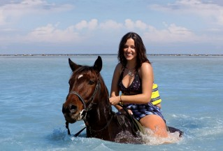 Horseback Ride and Swim Adventure