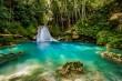 Blue Hole (Secret Falls) Ocho Rios, Jamaica.