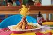 Food at Margaritaville (Montego Bay)